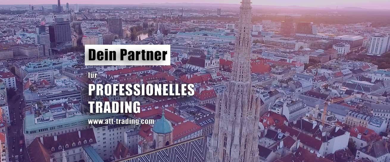 Traden lernen mit ATT-Trading