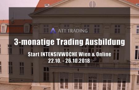 Trading Ausbildung Intensivwoche Wien
