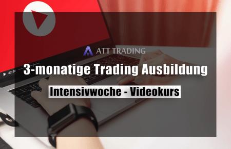 Trading Ausbildung Intensivwoche Videokurs